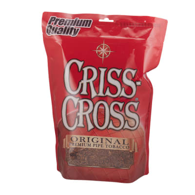 Criss Cross Original Flavored Pipe Tobacco 16oz. - TB-CRI-ORIG16