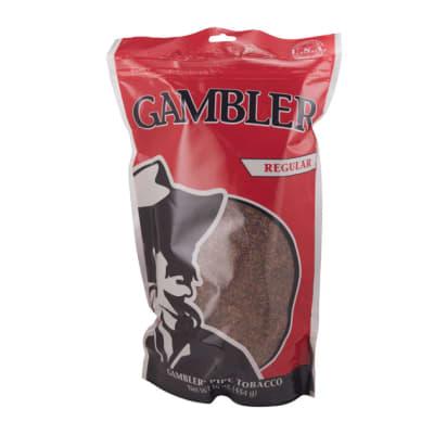 Gambler Pipe Tobacco Regular 16 ounce - TB-GAM-REG16