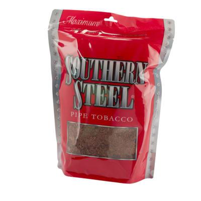 Southern Steel Maximum Flavored Pipe Tobacco 16oz - TB-SST-MAXM