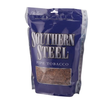 Southern Steel Mellow Flavored Pipe Tobacco 16oz - TB-SST-MELL