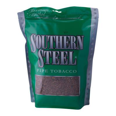 Southern Steel Maximum Menthol Pipe Tobacco 16oz - TB-SST-MINT