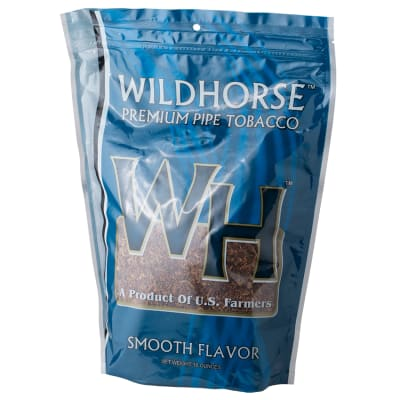 Wildhorse Pipe Tobacco Smooth - TB-WLD-SMH16