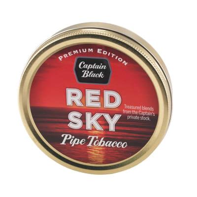 Captain Black Red Sky-TC-CAP-REDSKY - 400